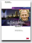 Folder Industriebodenbeschichtung Industrieapplikationen